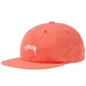 STUSSY Terry Cloth Cap